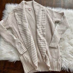 Mossimo | Open Front Knit Cardigan